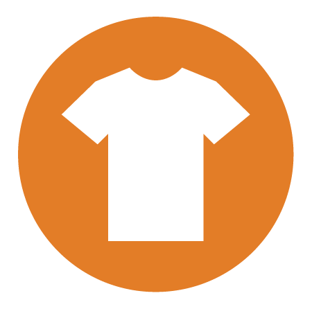 icon of t-shirt